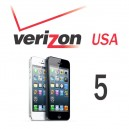 Liberación iPhone 5 Verizon USA por IMEI - Definitiva