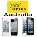 Unlock iPhone Vodafone Hutchison Australia por IMEI Black List