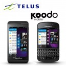 Unlock Blackberry Z10 / Q10 Telus / Koodo Canada - Definitiva
