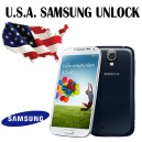 Unlock Samsung de USA  via IMEI - Definitiva